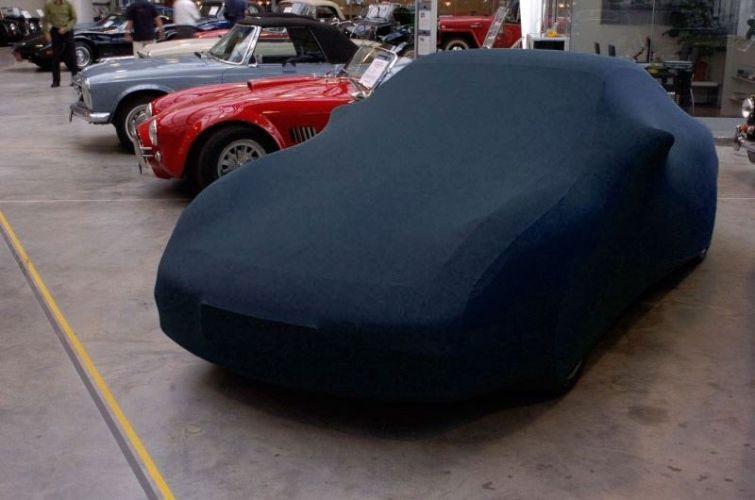 Car Cover Blau Fur Wiesmann Gt Mf5 Coupe Classicshop24 De